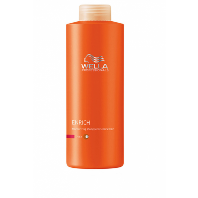 Image of   Wella Professionals Enrich Coarse Shampoo 1000 ml