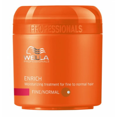 Image of   Wella Professionals Enrich Fine Normal Mask 500 ml
