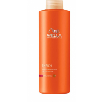 Image of   Wella Professionals Enrich Fine Normal Shampoo 1000 ml