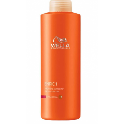 Image of   Wella Professionals Enrich Fine Normal Shampoo 500 ml