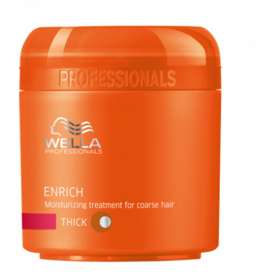 Image of   Wella Professionals Enrich Coarse Mask 500 ml