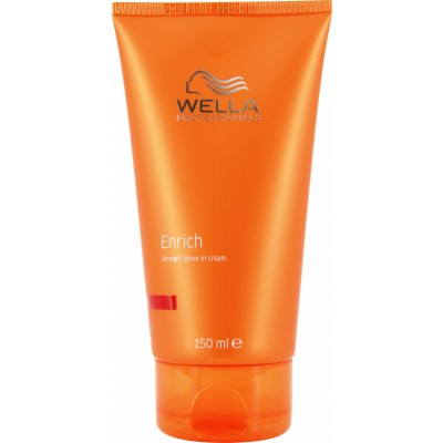 Image of   Wella Professionals Enrich Straight Leave In Cream 150 ml