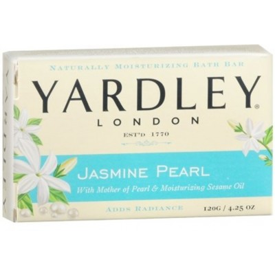 Yardley London Bar Soap Jasmine Pearl 120 g