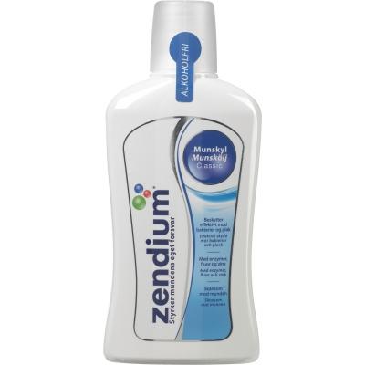 Zendium Classic Alkoholfrei 500 ml
